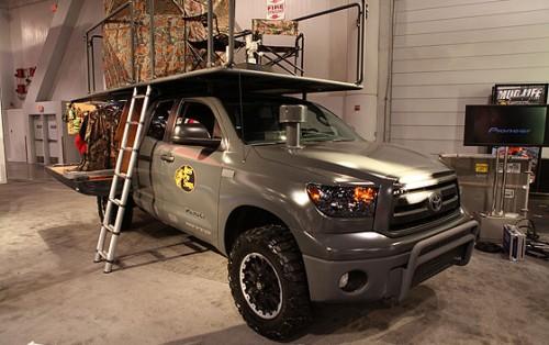 The Toyota Tundra Sportsman Project