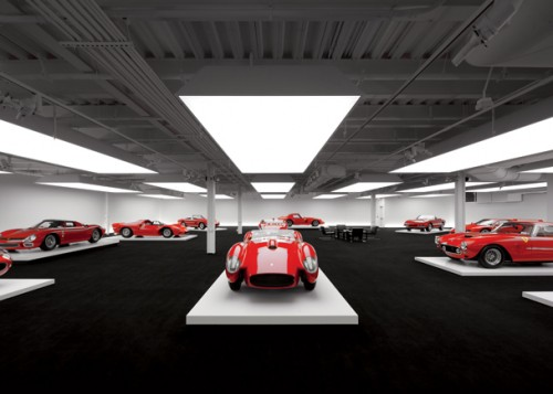 Inside ralph lauren s garage for Garage best auto