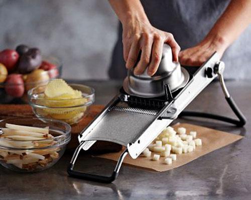 Best Mandoline Slicer America S Test Kitchen