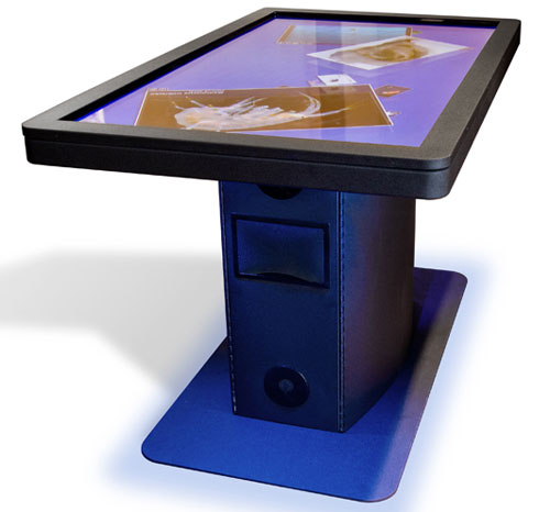 Touch Screen Table The Image Kid Has It