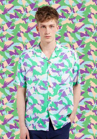 ASOS x It's Nice That Hawaiian Shirt Collection