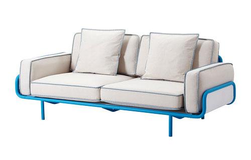 Ikea ps 2012 sofa for Canape clic clac ikea