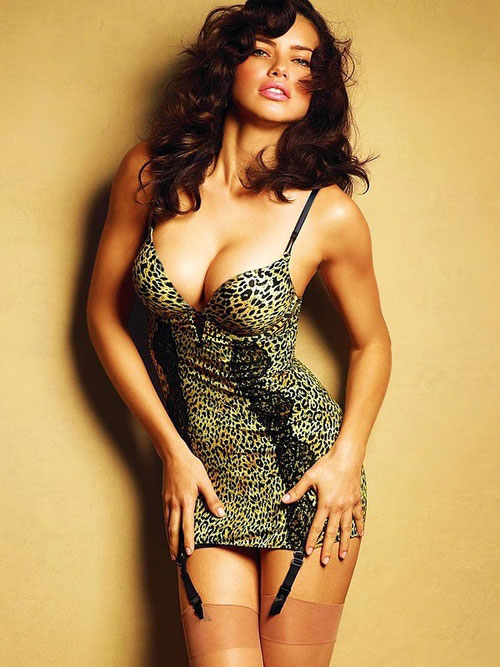 Image Result For Adriana Lima All