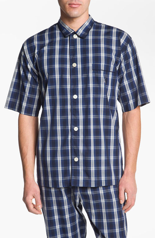 short-sleeve-pajama-shirt