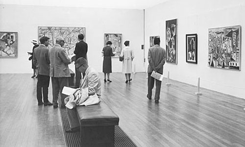 Picasso-At-The-Tate-1960
