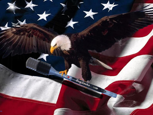 bugzooka-eagle-america
