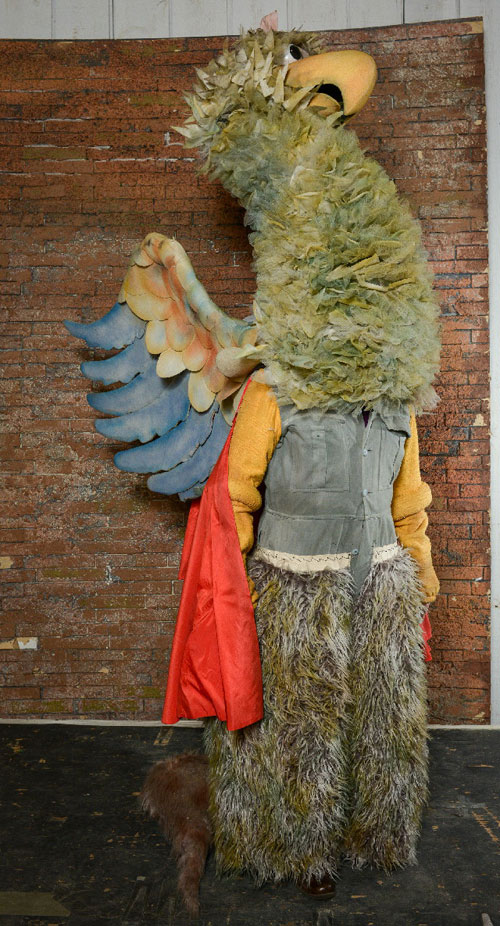 maurice-sendak-bird-costume