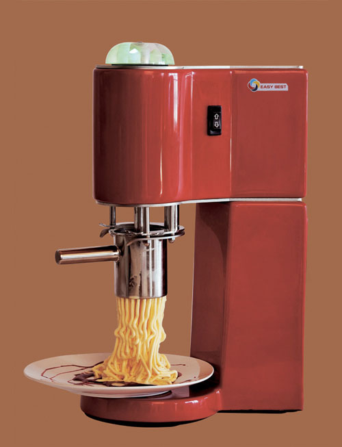 spaghettieis