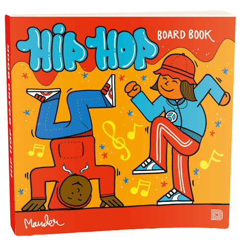 hip-hop-board-book
