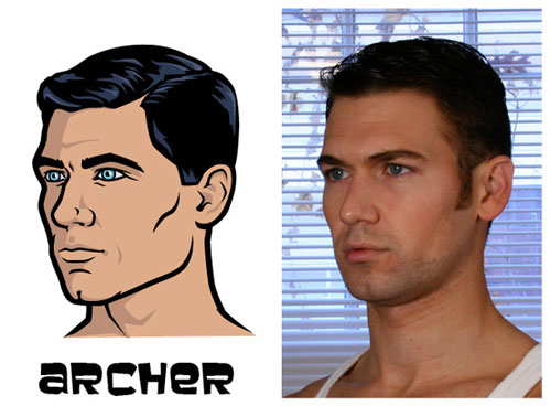 real-archer-characters