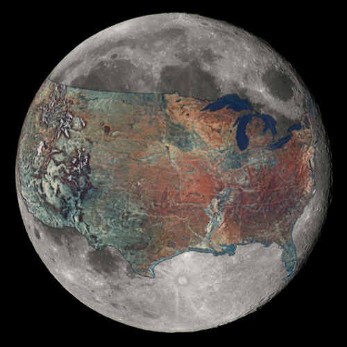 size-of-moon-compared-with-usa