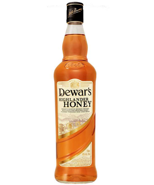Dewars-highlander-honey