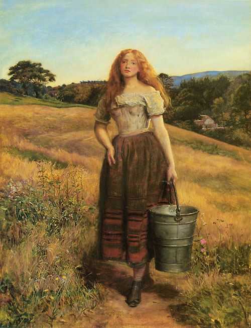 Millais_farmers-daughter
