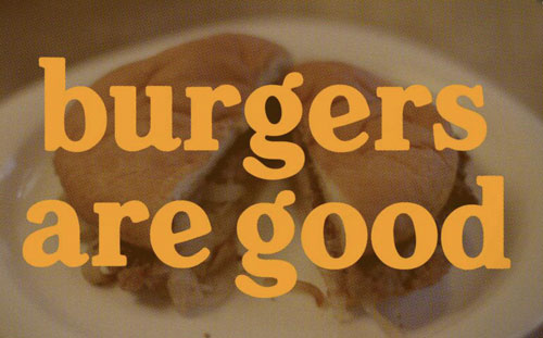 burgers-are-good