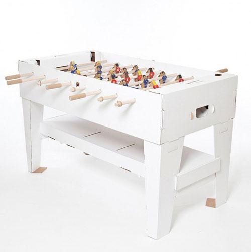 cardboard-foosball-table