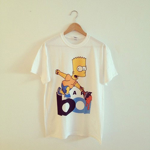 Bart-shirt