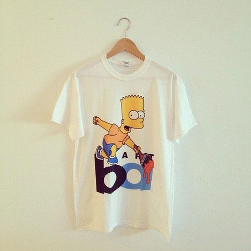 Bart-shirt