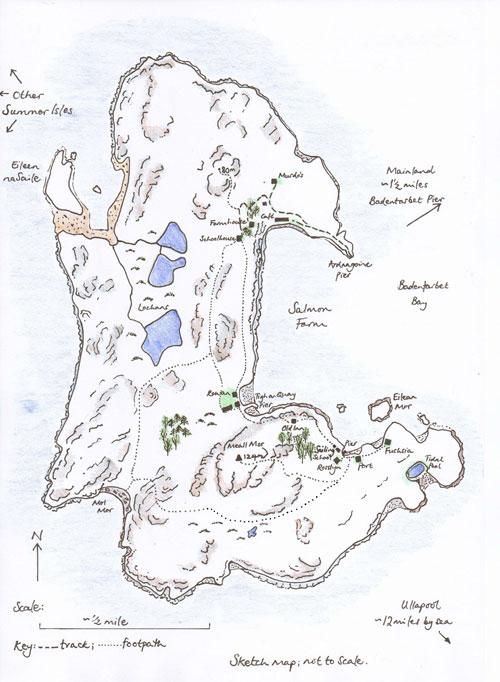 tanera-map