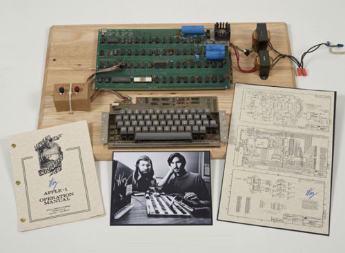 Apple-1-Personal-Computer