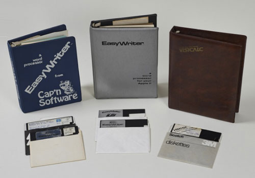 Early-Apple-II-Software
