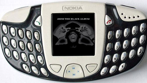 Nokia-3300-Jay-Z-Edition-black-album