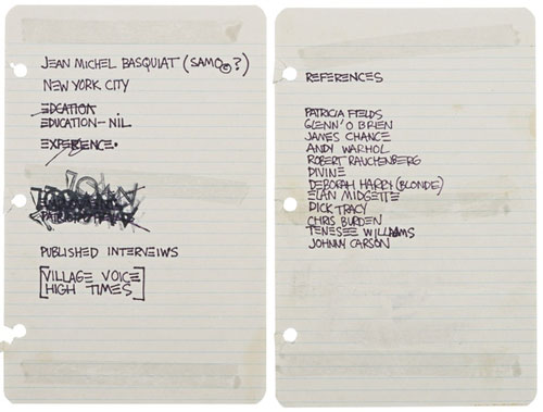 basquiats-resume