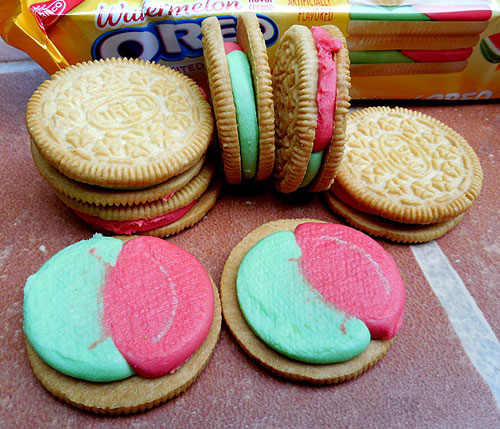 watermelon-oreos