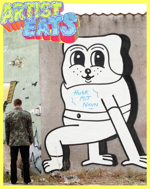 artist-eats-huskmitnavn
