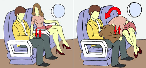 airplane-blowjob