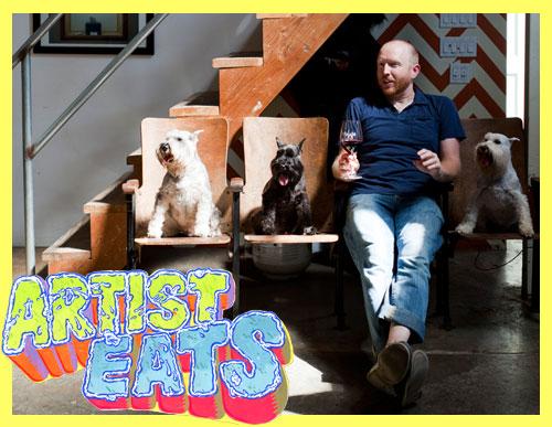 artist-eats-eric-beltz-dogs