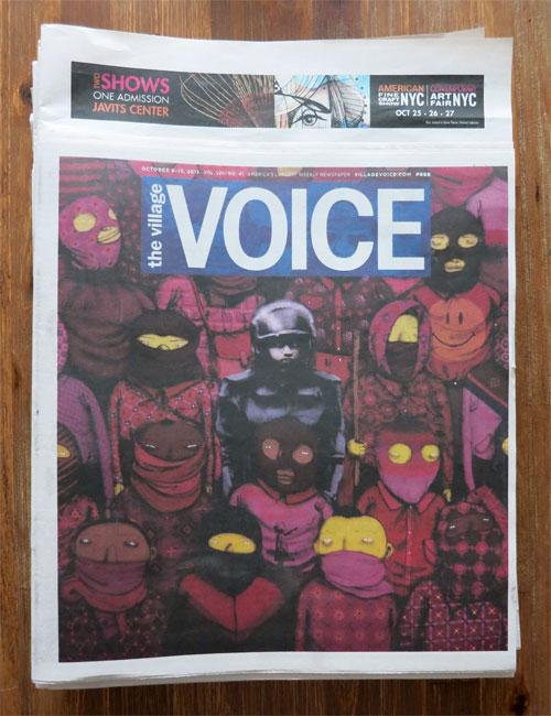 banksy-village-voice
