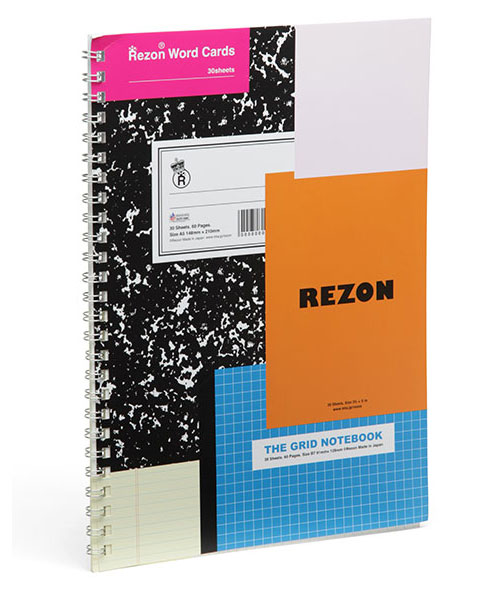 japanese-multi-notebook