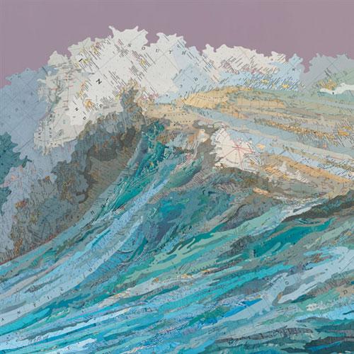 rachels-wave-map-print