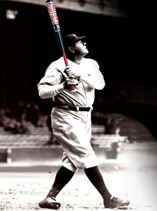 babe-ruth-metal-bat
