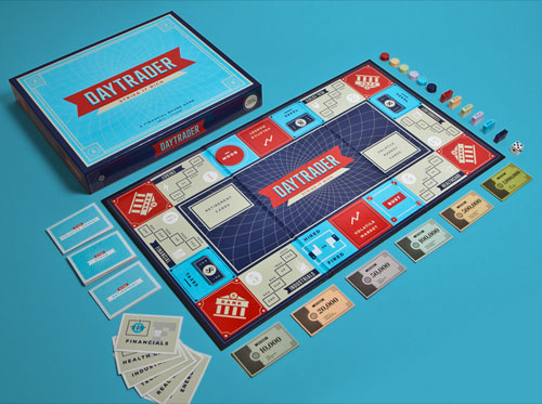 day-trader-board-game