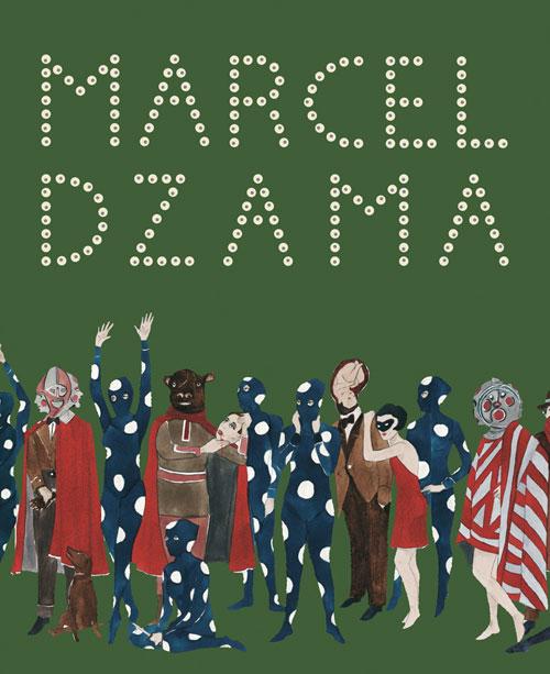 dzama-book