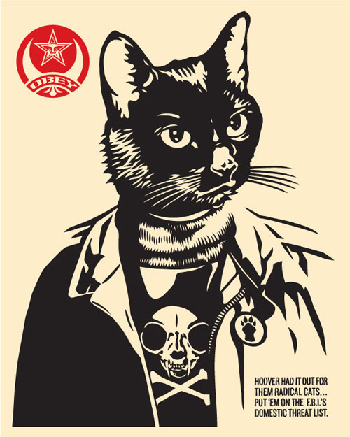 shepard-fairey-radical-cat