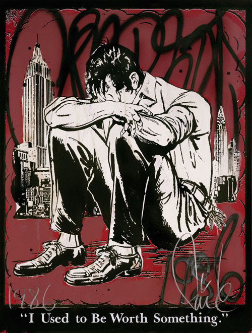 faile-i-used-to-be-worth-something-print