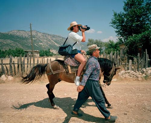 martin-parr-tourist-kalkan-turkey-donkey-camcorder-1994