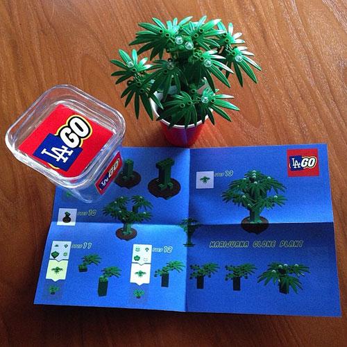 LAGO-Clones