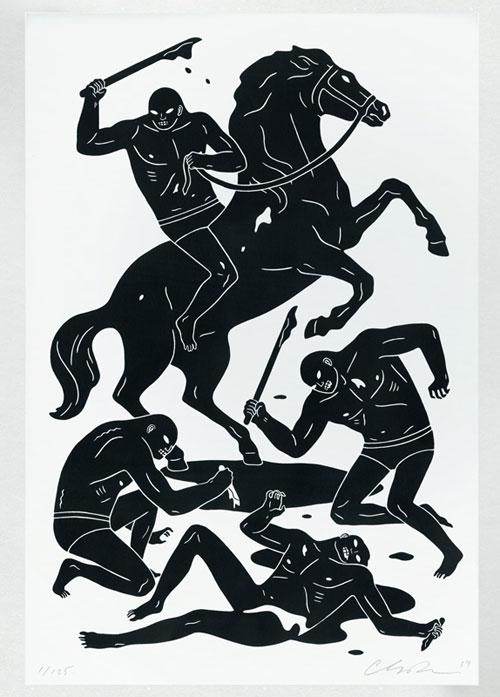 cleon-Dark-Rider-Print