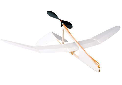 Better Than Your Average Balsa Wood Gliders