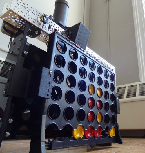 connect-four-robot