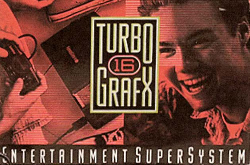 Turbo-Grafx-16