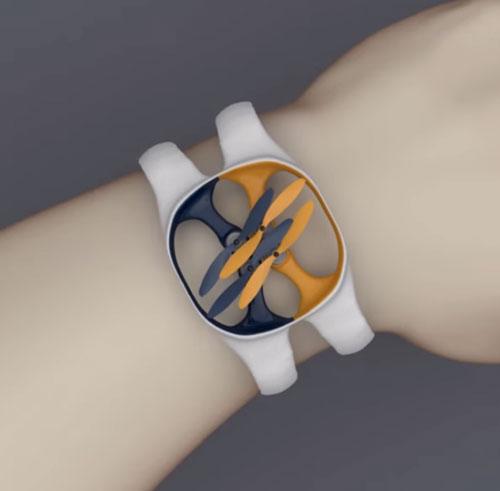 nixie-wrist-drone
