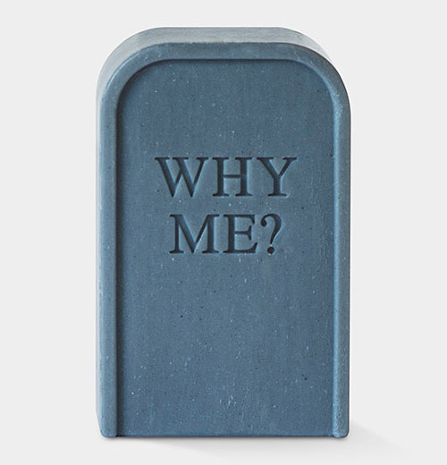 why-me-soap-maurizio-cattelan