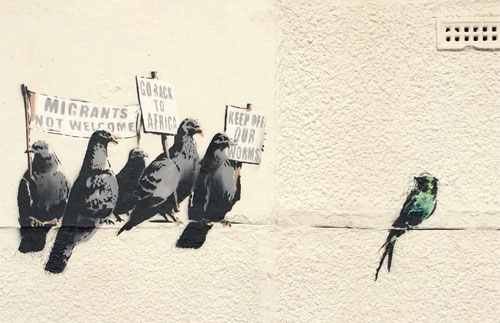 banksy-immigration