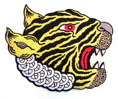 matt-leines-tiger-head-patch
