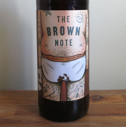 brown-note