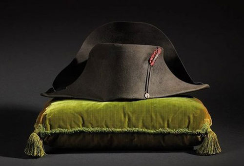 napolean-hat-2-million-dollars
